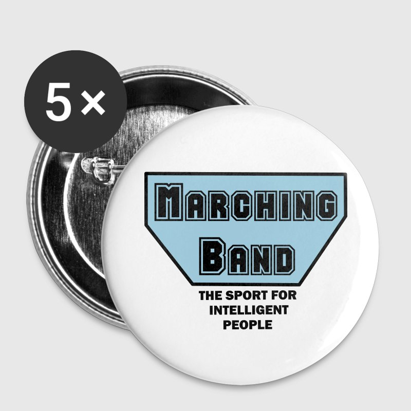 Marching Band Sport Buttons - Small Buttons