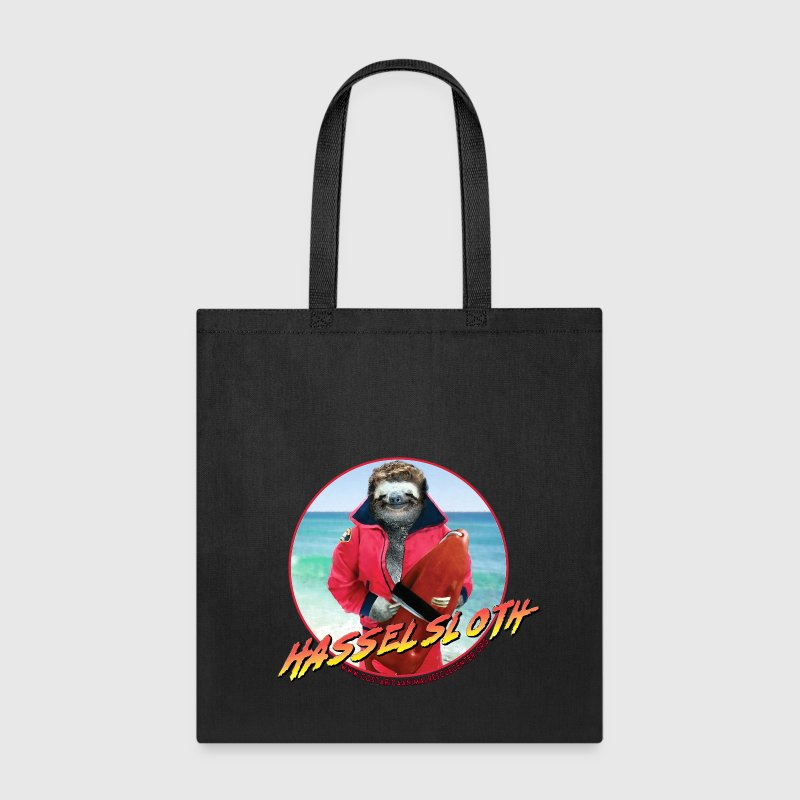 HASSELSLOTH - Don't Hassel The Sloth! Bags & backpacks - Tote Bag