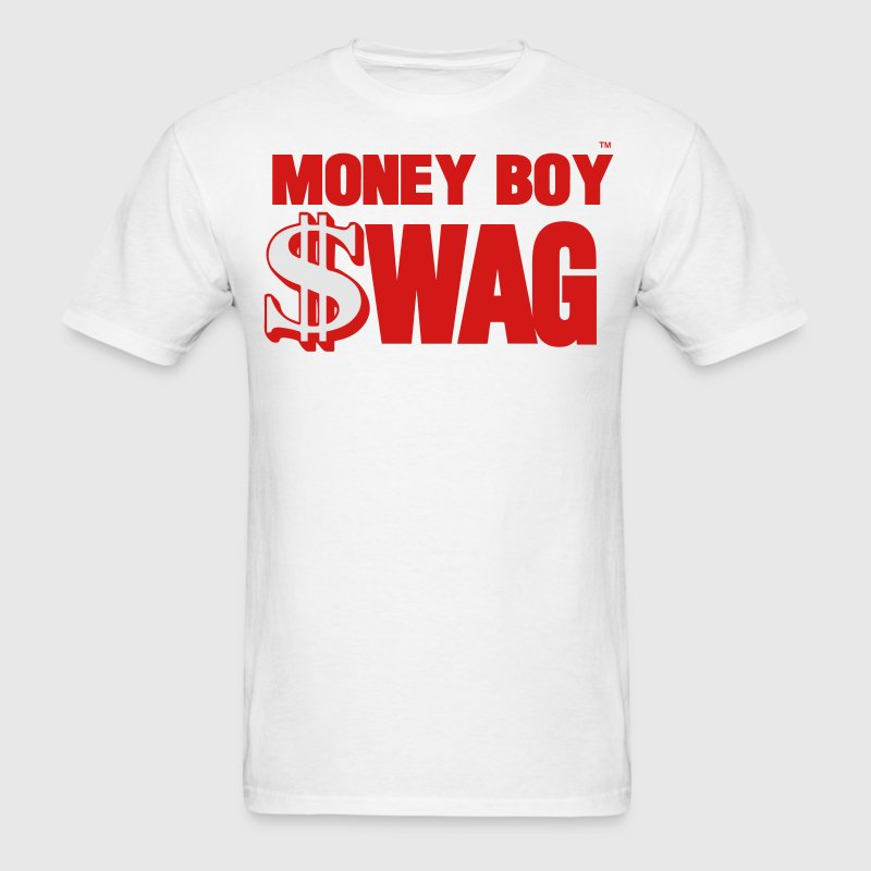 MONEY BOY SWAG T-Shirt | Spreadshirt