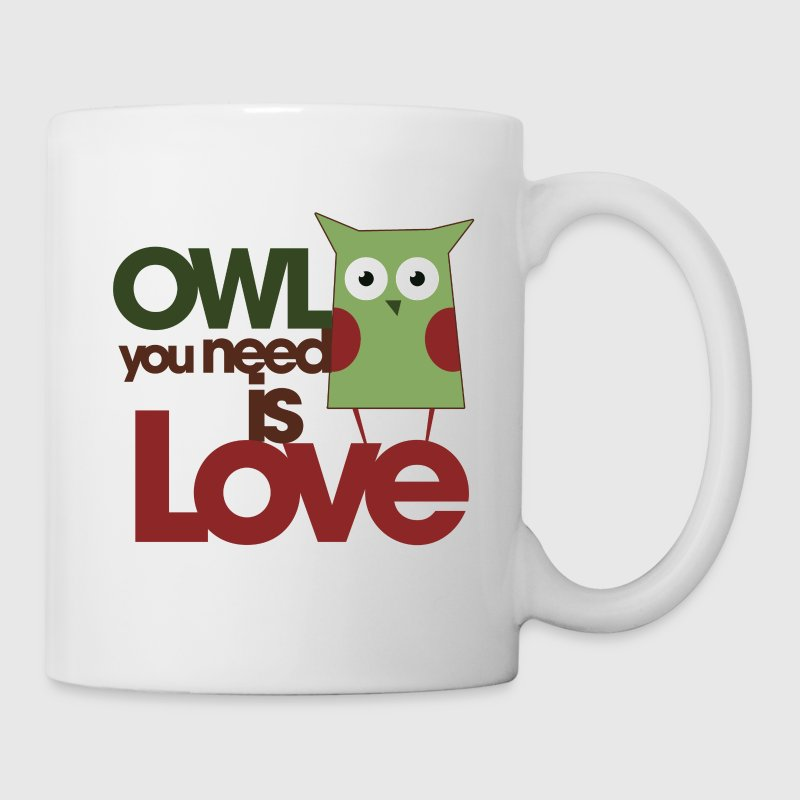 Owl you need is love - Coffee/Tea Mug