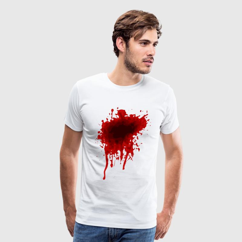 Blood Stain T-Shirts - Men's Premium T-Shirt
