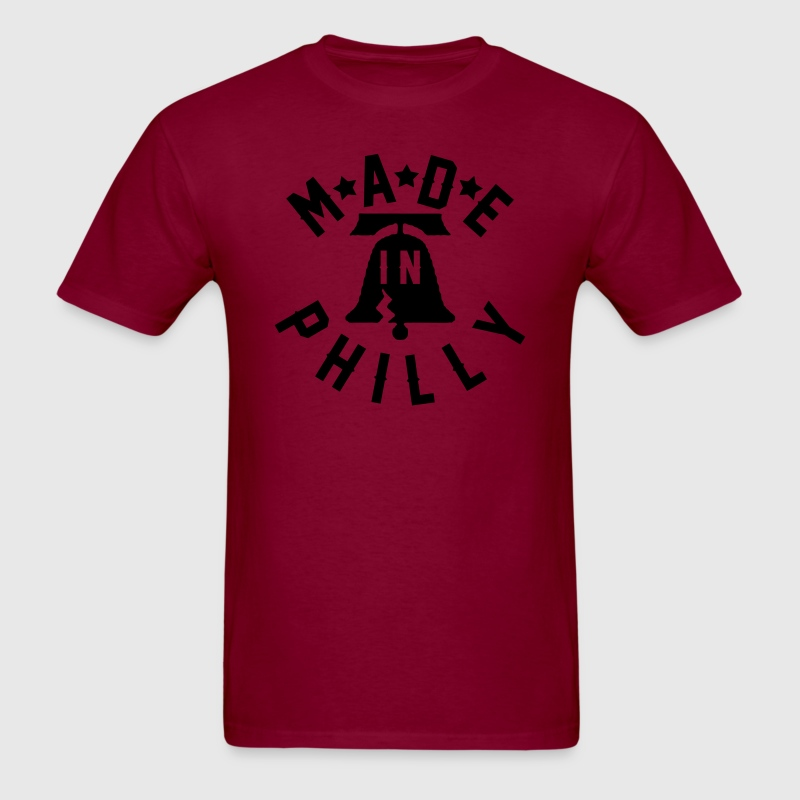 Made In Philly T-Shirts - Men's T-Shirt