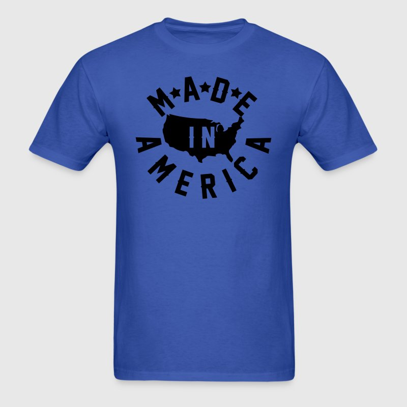 Made In America T-Shirts - Men's T-Shirt
