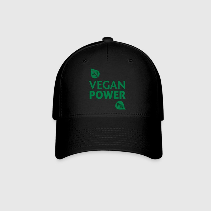 Vegan Power Caps - Baseball Cap