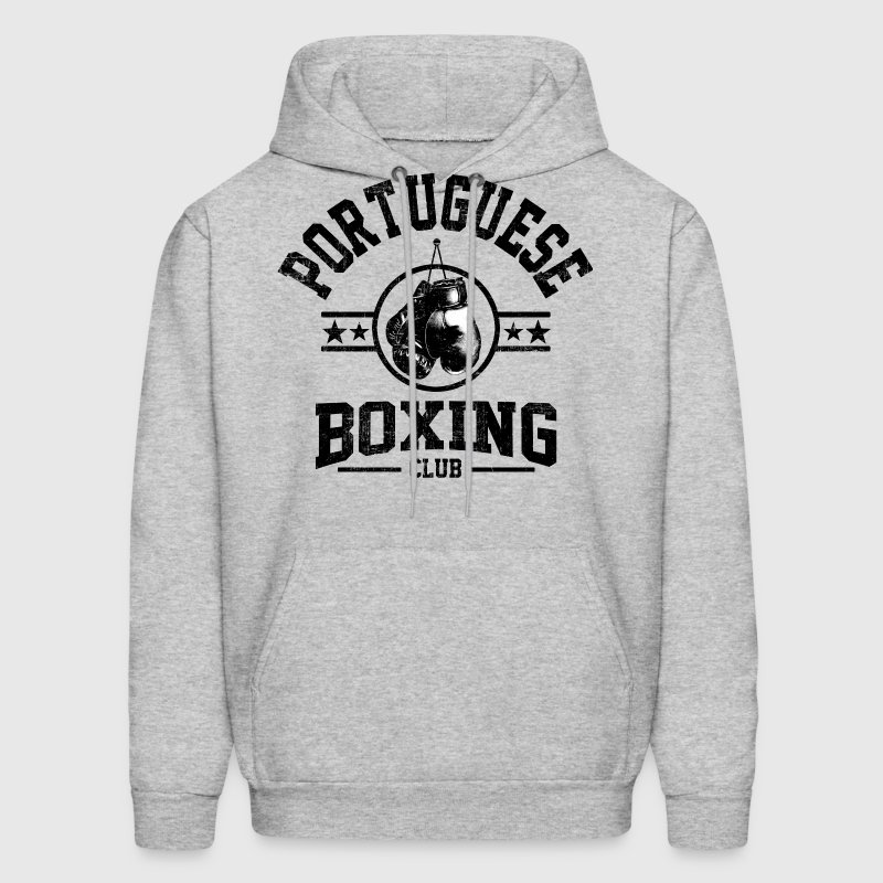 Portuguese Boxing Club Hoodies - Men's Hoodie