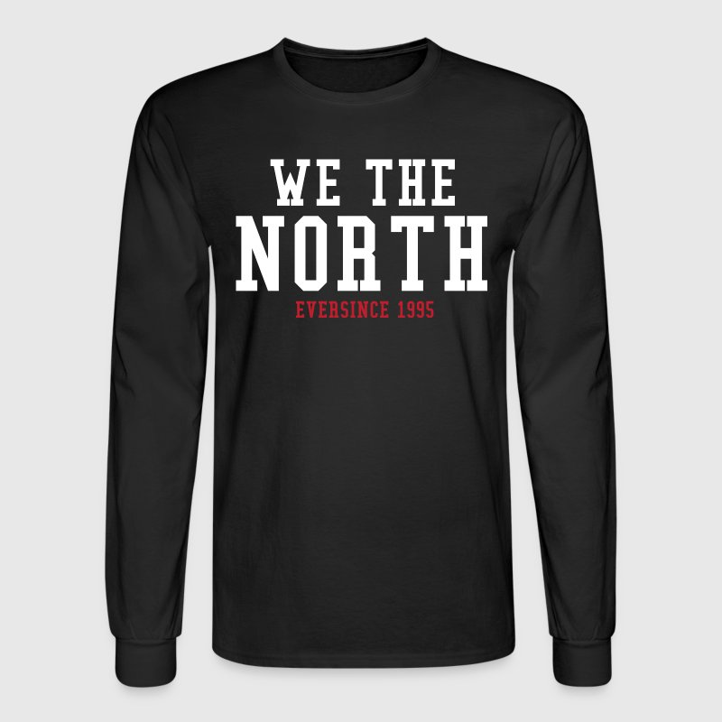 We The North Long Sleeve Shirts - Men's Long Sleeve T-Shirt