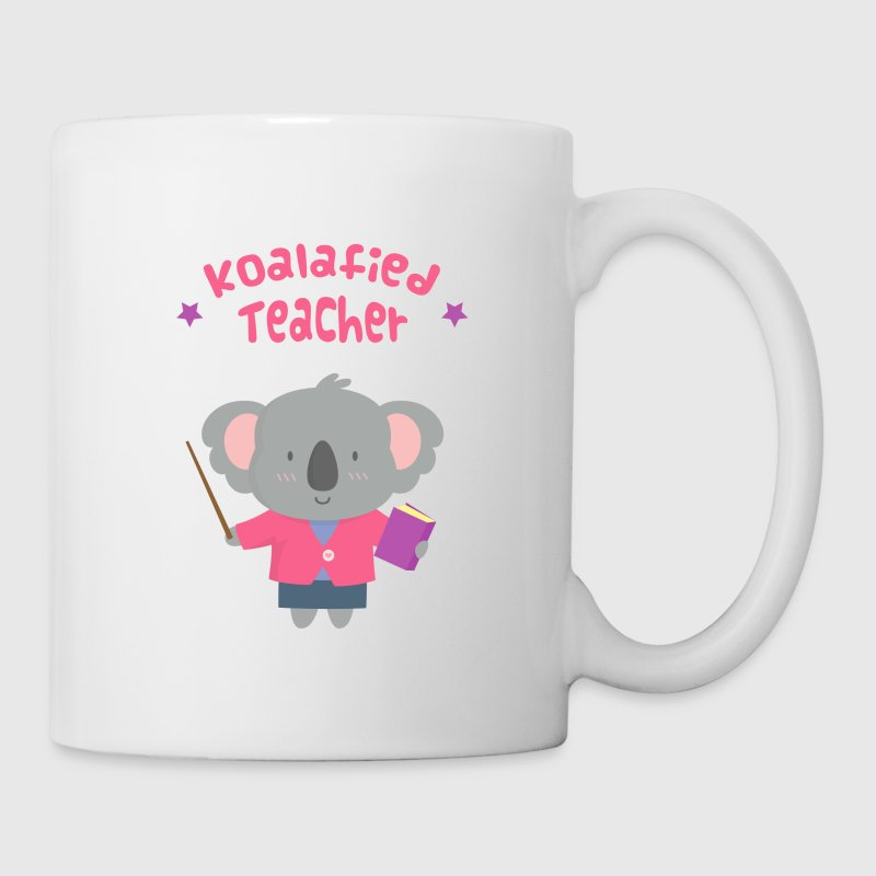 Cute Koala Bear Teacher Mugs & Drinkware - Coffee/Tea Mug
