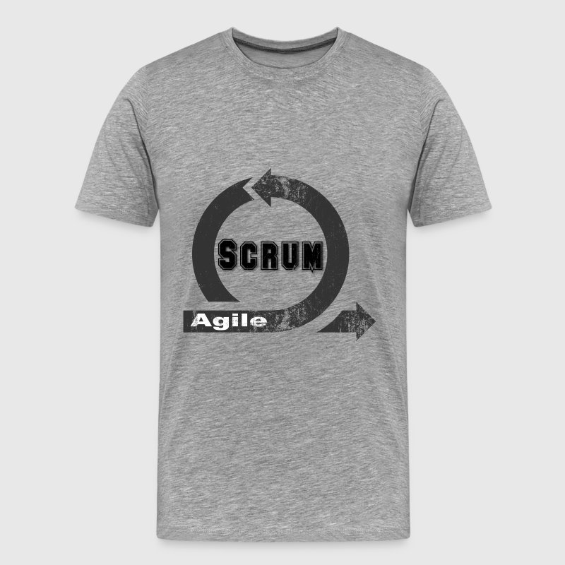 Scrum Agile - Men's Premium T-Shirt