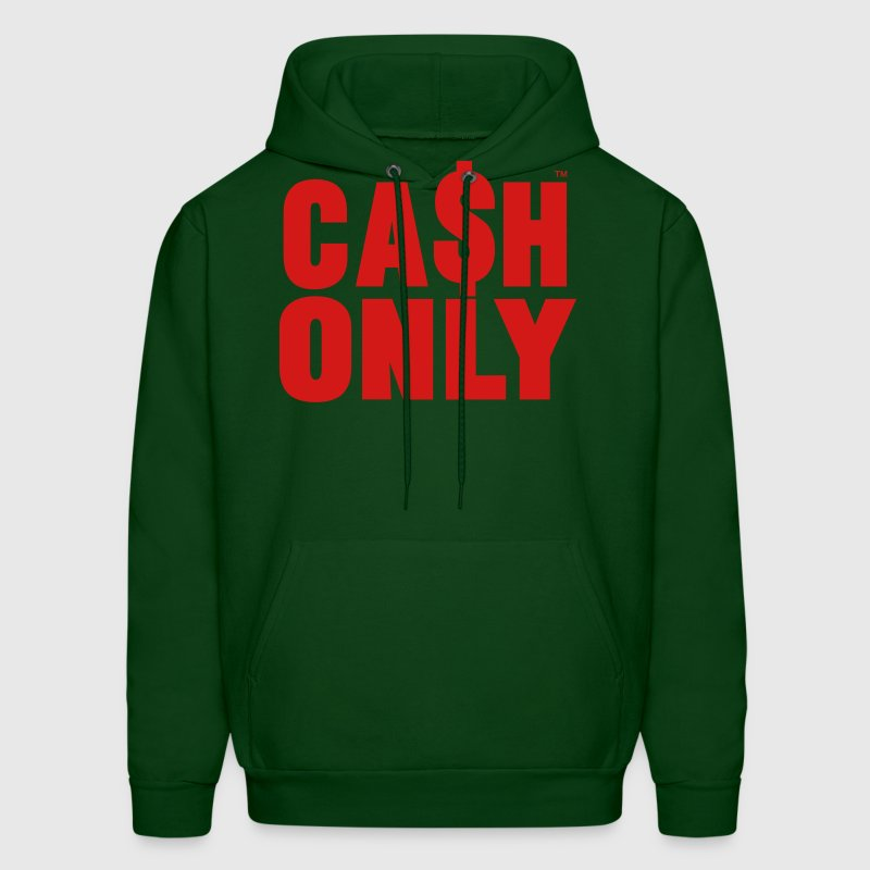 CASH ONLY - Men's Hoodie