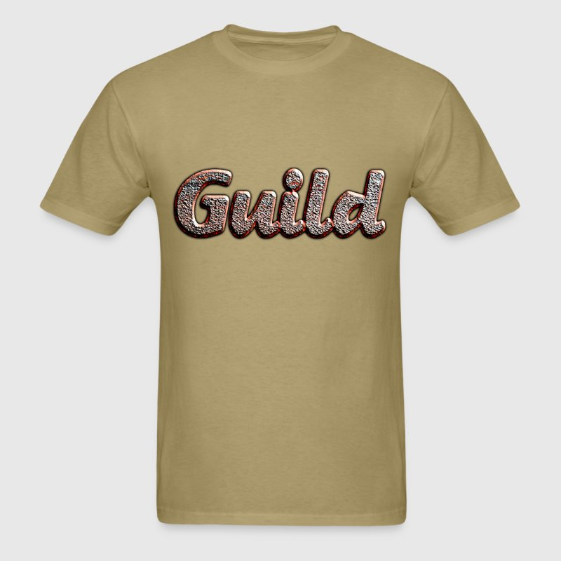 Guild Guitars Rusty - Men's T-Shirt