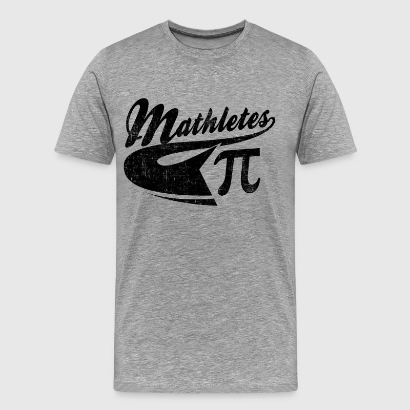 Mathletes T-Shirts - Men's Premium T-Shirt