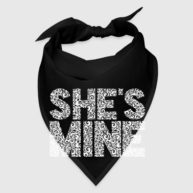 She's Mine Mugs & Drinkware - Bandana