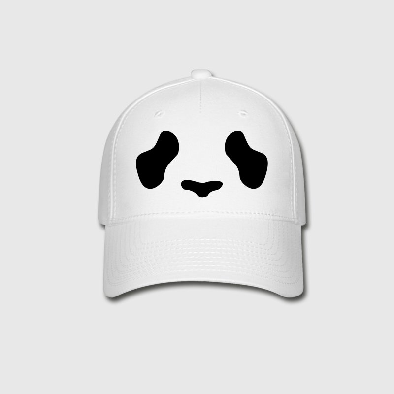 Panda Face Caps - Baseball Cap