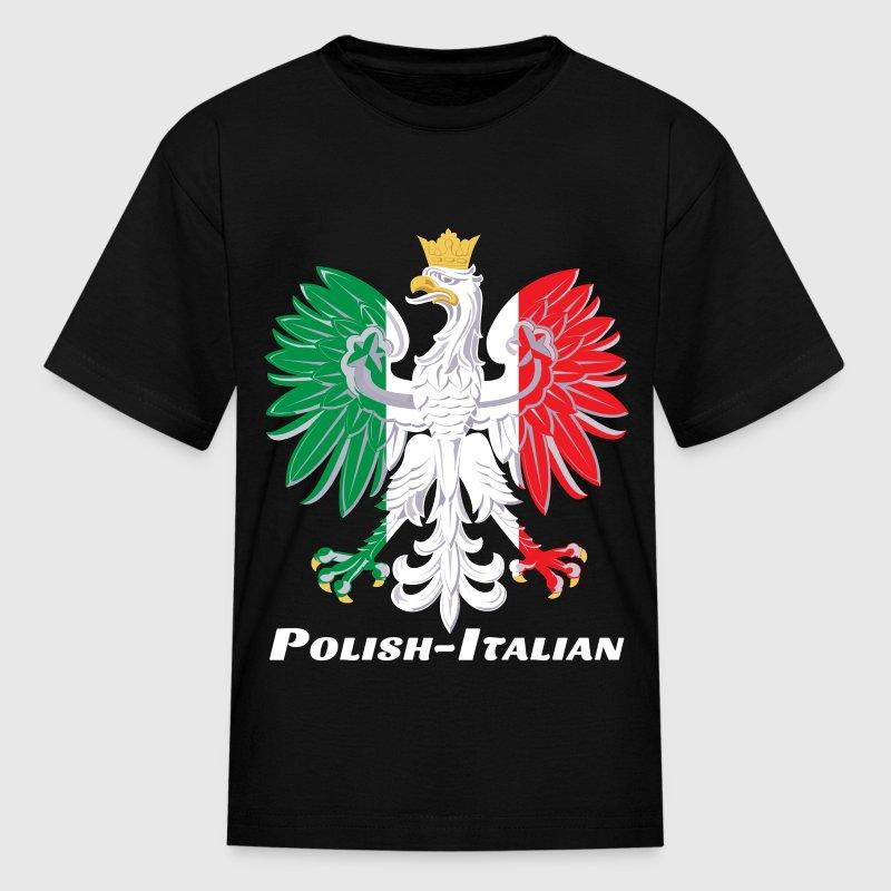 Polish italian t shirt spreadshirt for Shirts made in italy