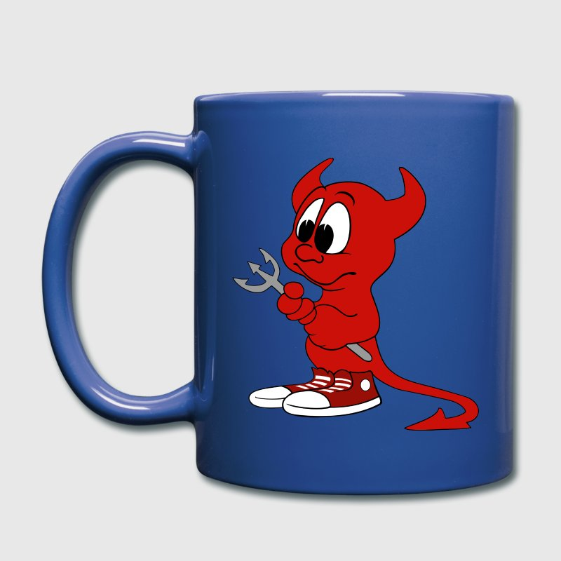 Beastie FreeBSD daemon - Full Color Mug