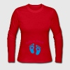 Baby on Board Long Sleeve Shirts - Women's Long Sleeve Jersey T-Shirt