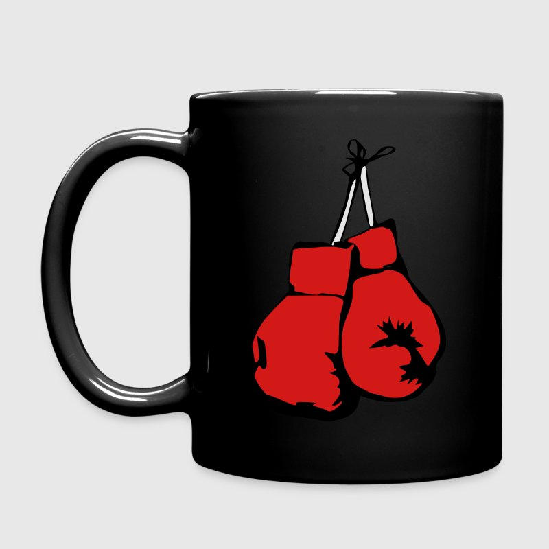 Boxing gloves - Full Color Mug