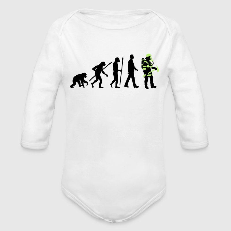 evolution_feuerwehrmann_012015_a_2c Baby & Toddler Shirts - Long Sleeve Baby Bodysuit