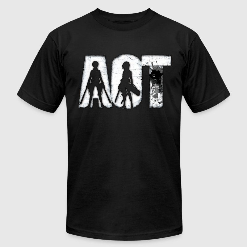 AOT SHIRTS - Men's T-Shirt by American Apparel