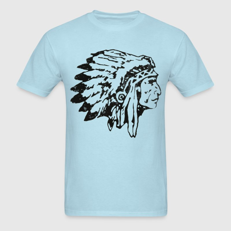 Native Indian Chief T Shirt Spreadshirt