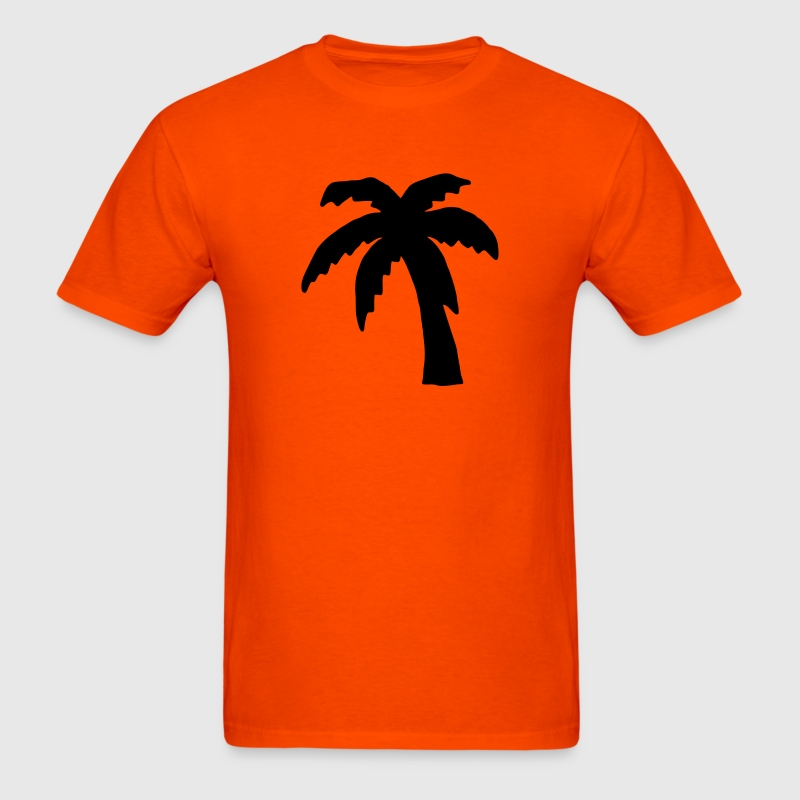 Palm tree T-Shirts - Men's T-Shirt