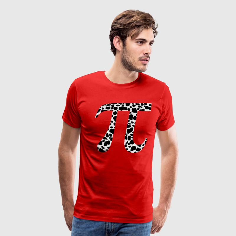Cow Pi - Men's Premium T-Shirt