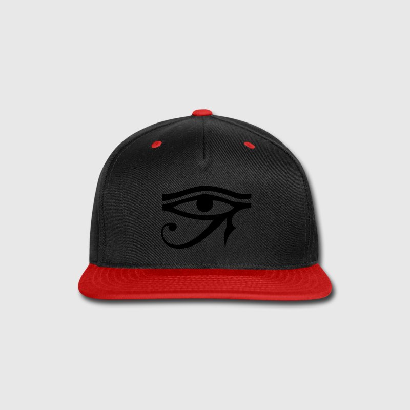 Eye of Horus Baseball Cap - Snap-back Baseball Cap