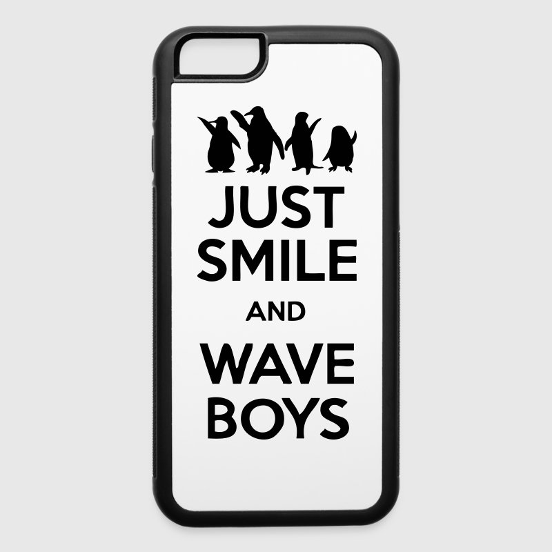 Just Smile And Wave Boys Accessories - iPhone 6/6s Rubber Case