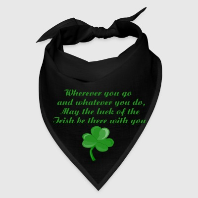 Irish Poem Mug - Bandana