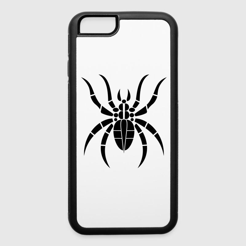 Spider Tribal Tattoo 1 Accessories - iPhone 6/6s Rubber Case