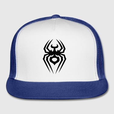 Spider Tribal Tattoo 3 Accessories - Trucker Cap