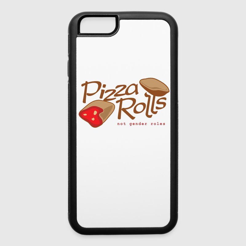 Pizza Rolls Not Gender Roles - iPhone 6/6s Rubber Case