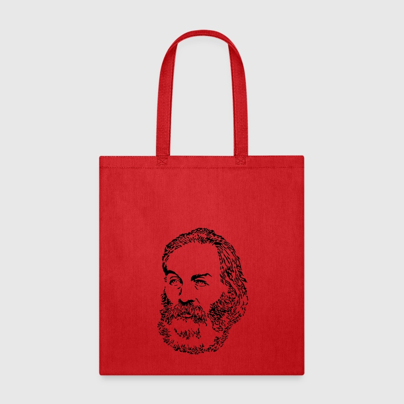 Walt Whitman Bags & backpacks - Tote Bag