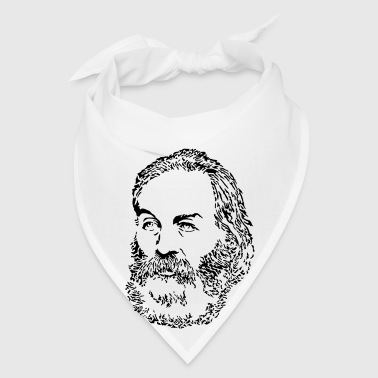 Walt Whitman Mugs & Drinkware - Bandana