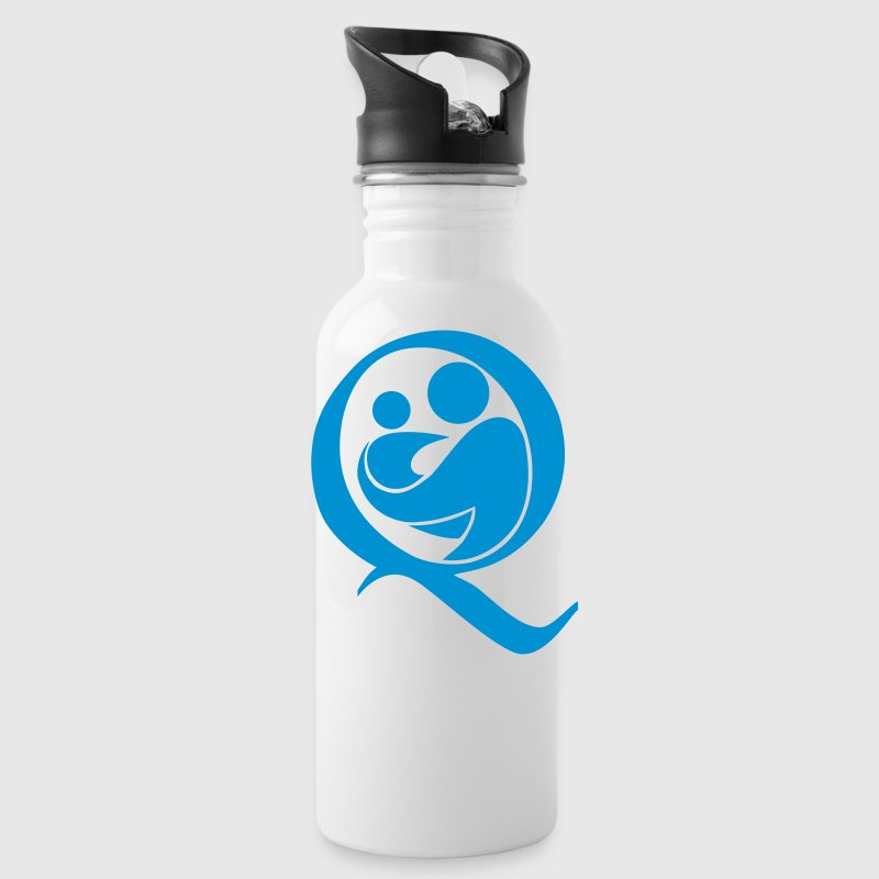 QAB logo Mugs & Drinkware - Water Bottle