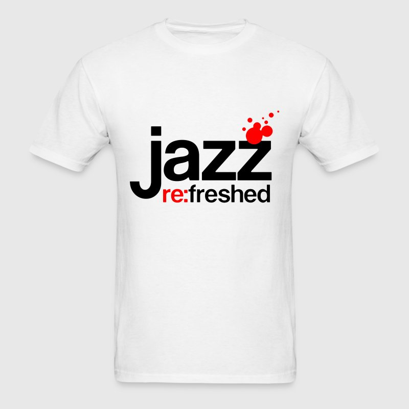 Jazz Refreshed - Men's T-Shirt