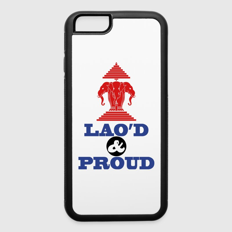 LAO'D & PROUD Accessories - iPhone 6/6s Rubber Case