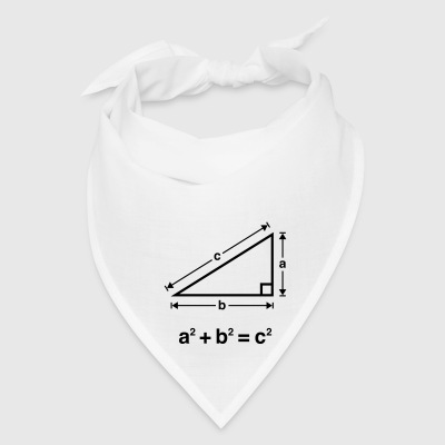 Pythagorean Theorem (Mathematics) Other - Bandana