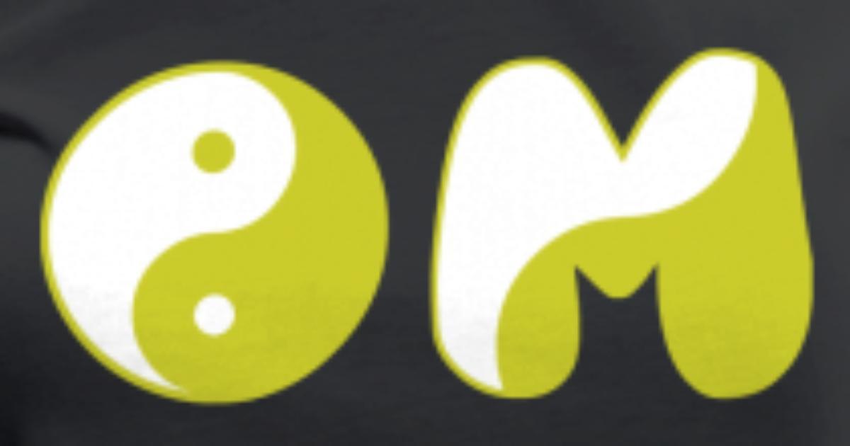 Yin Yang Symbol Om Tai Chi Chuan Spread Shirt Campaign