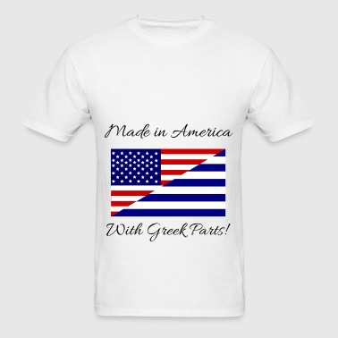 Made in America with Freek Parts! - Men's T-Shirt