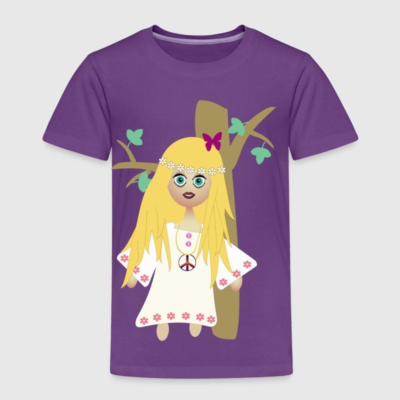 Hippie t shirt spreadshirt for Hippie t shirts australia