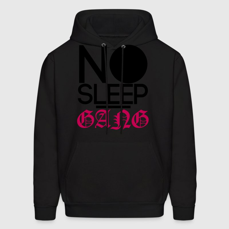 No Sleep Gang Hoodies - Men's Hoodie