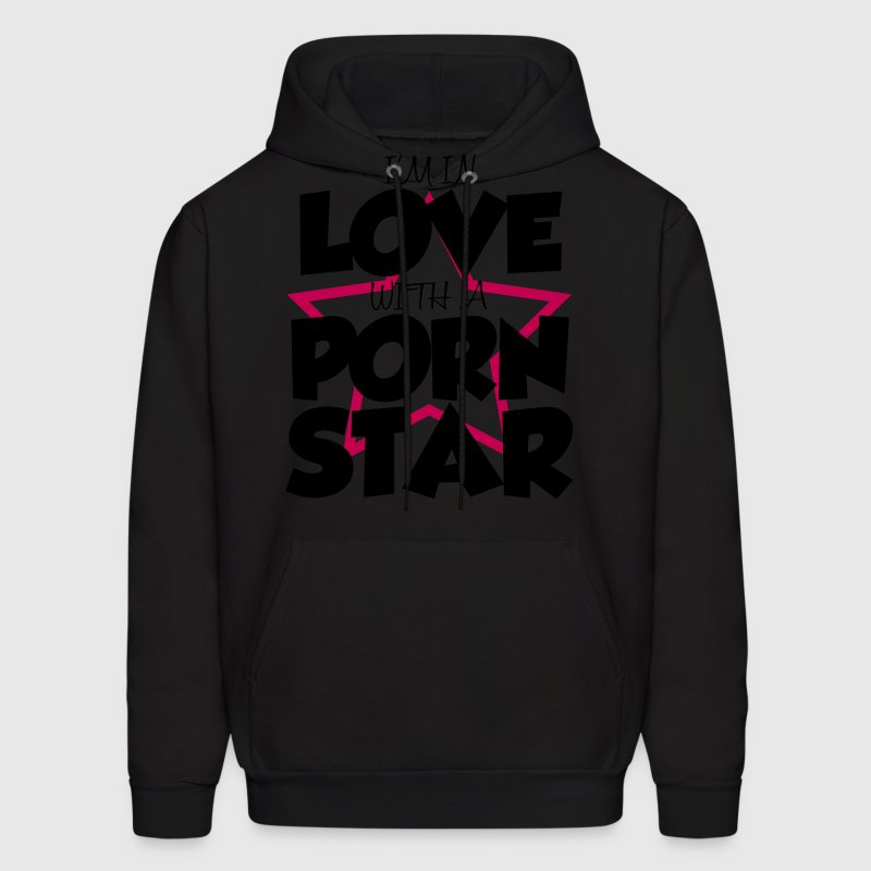 I'm In Love With A Pornstar Hoodies - Men's Hoodie