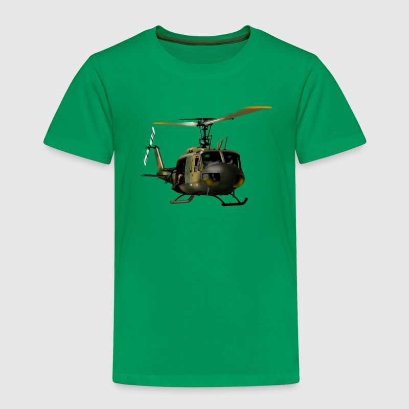 helicopter Baby & Toddler Shirts - Toddler Premium T-Shirt