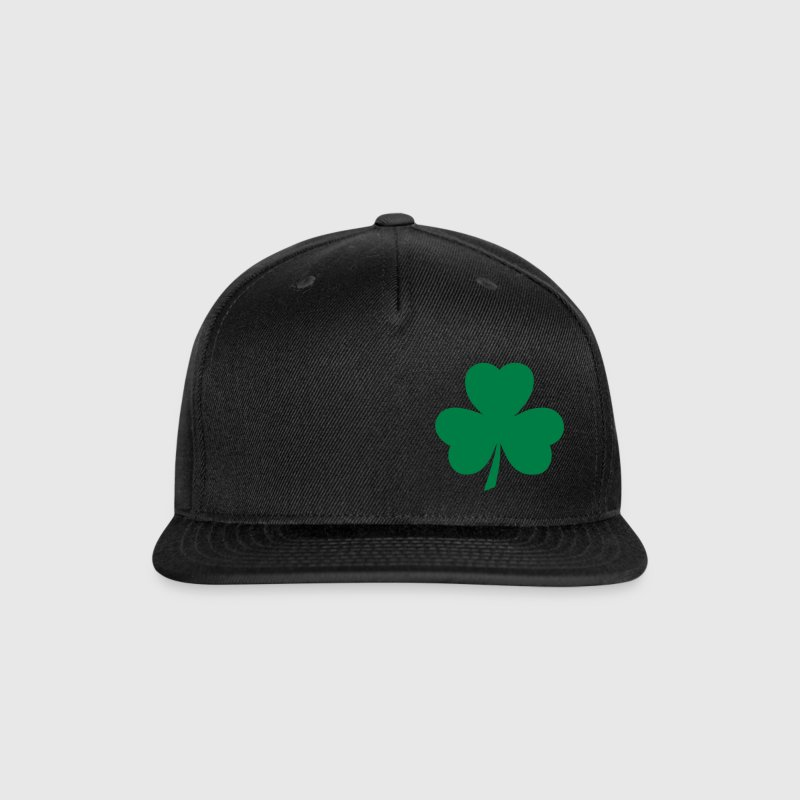 Clover Shamrock Caps - Snap-back Baseball Cap