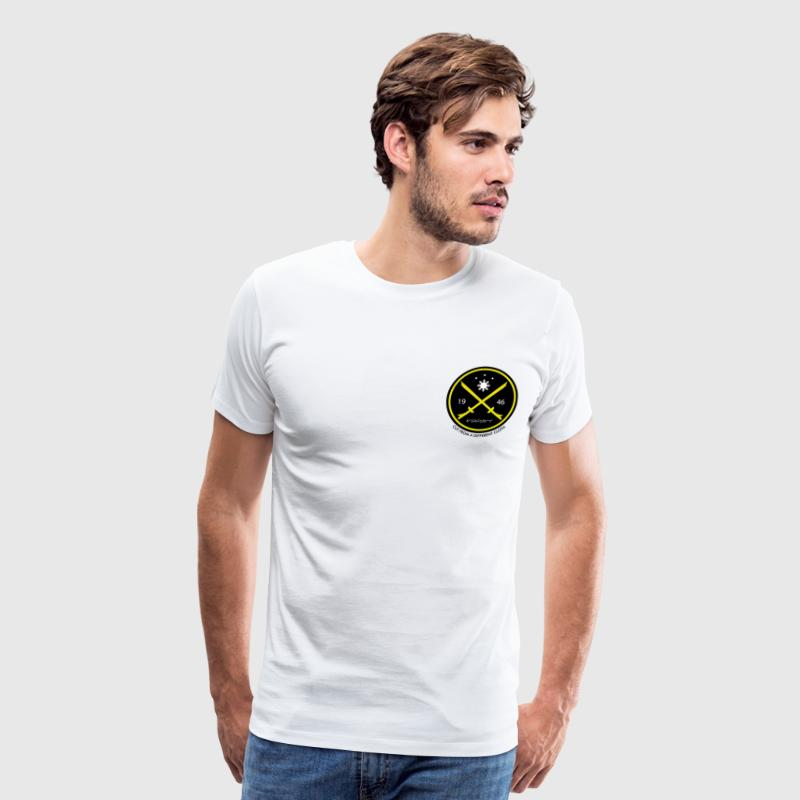 cut from a different cloth philippines design T-Shirts - Men's Premium T-Shirt