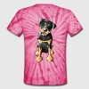 Funny Rottweiler T-Shirts - Unisex Tie Dye T-Shirt