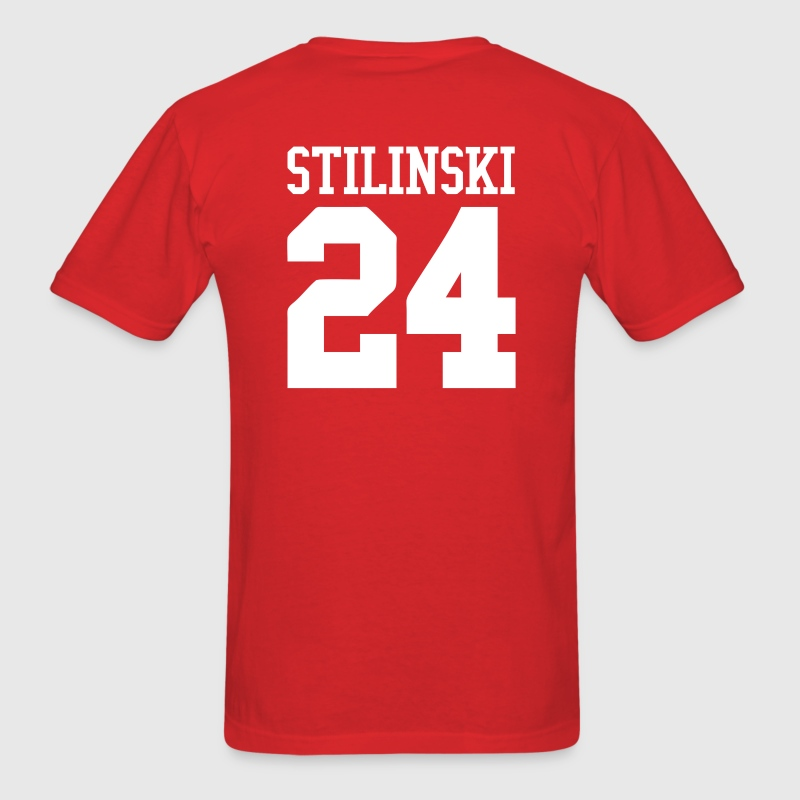 Teen Wolf – Stilinski 24 - Men's T-Shirt