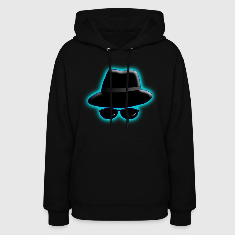 Invisible Hat. - Women's Hoodie