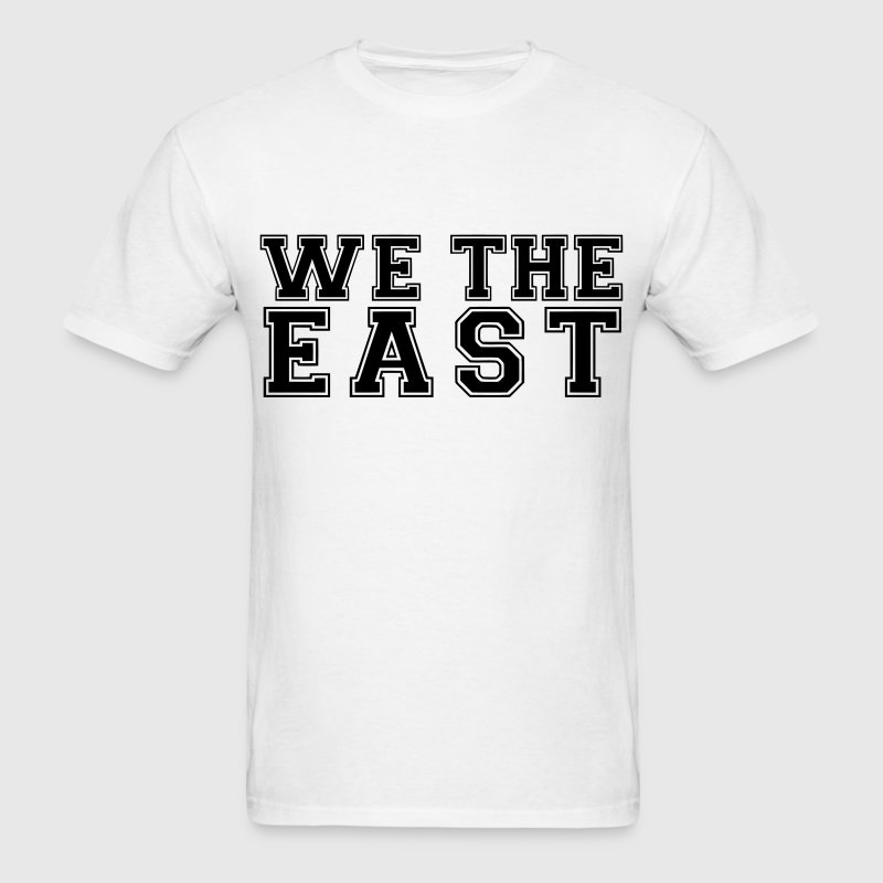 We The East T-Shirts - Men's T-Shirt